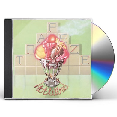 Trapeze HOT WIRE CD
