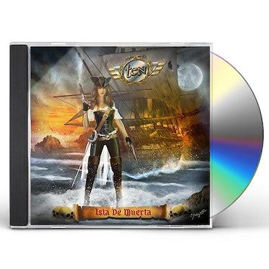 Ten ISLA DE MUERTA CD