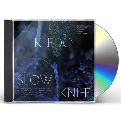 Kuedo SLOW KNIFE CD
