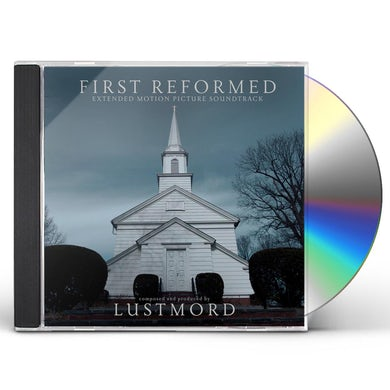 Lustmord FIRST REFORMED CD