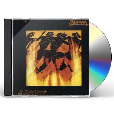 Santana MARATHON CD