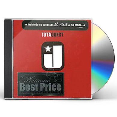 Jota Quest DISCOTECAGEM POP VARIADA CD