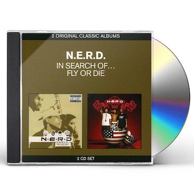 N.E.R.D. CLASSIC ALBUMS CD