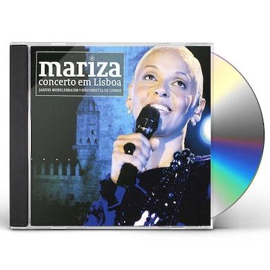 Mariza CONCERTO EM LISBOA CD