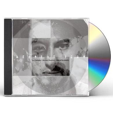 Jon Irabagon ABSOLUTE ZERO CD