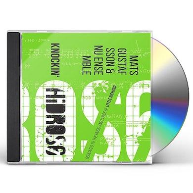 Mats Gustafsson HIDROS 6: KNOCKIN CD