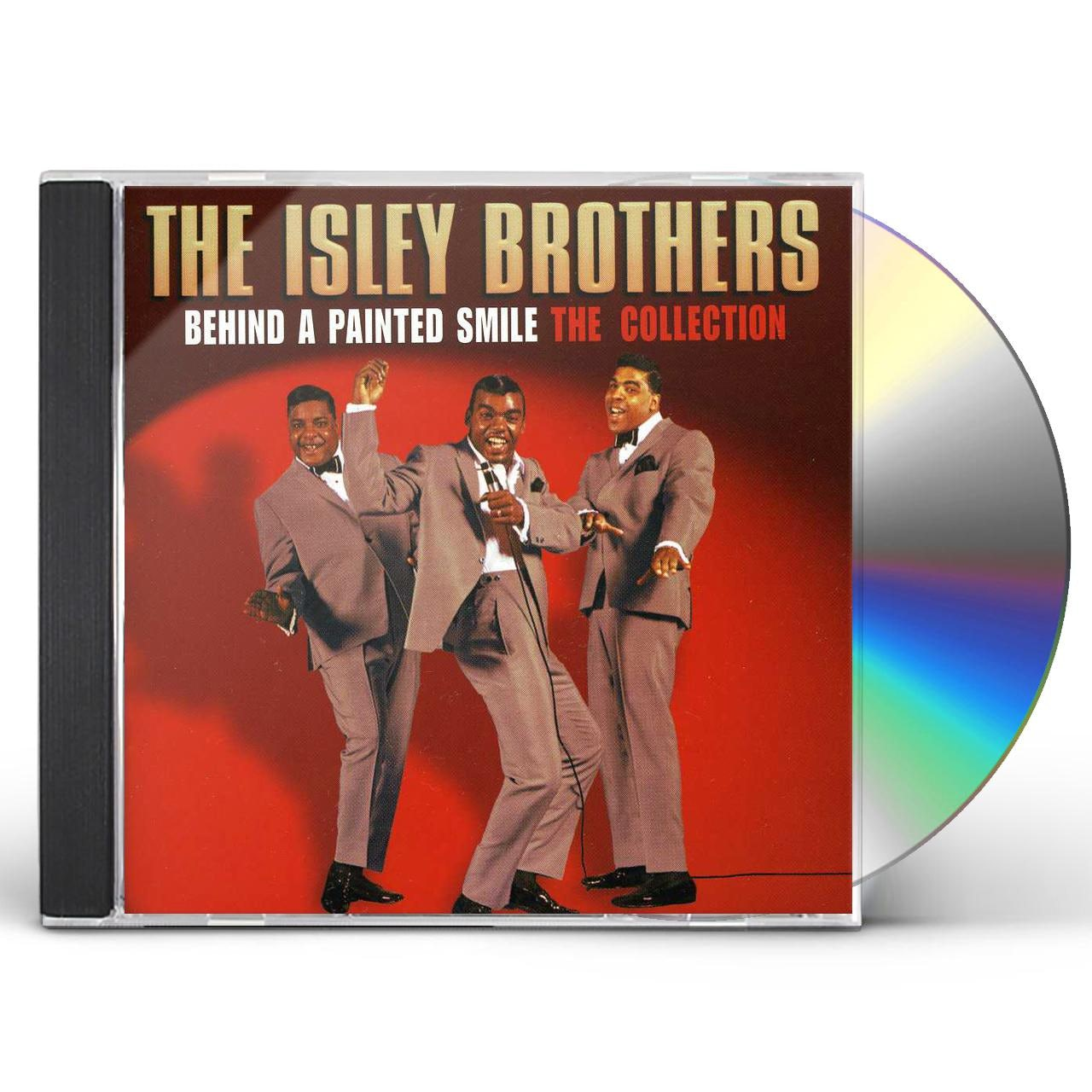The Isley Brothers BEHIND A PAINTED SMILE: COLLECTION CD