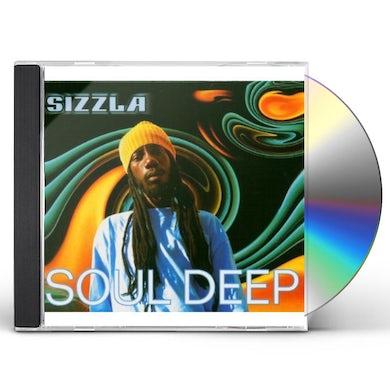Sizzla SOUL DEEP CD