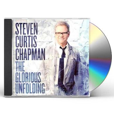 Steven Curtis Chapman GLORIOUS UNFOLDING CD
