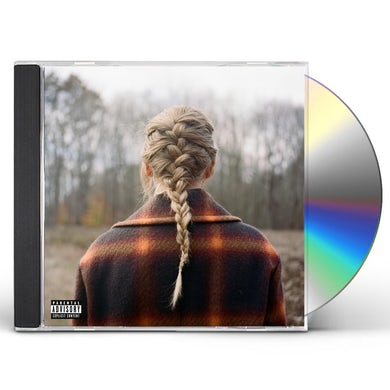 Taylor Swift EVERMORE CD