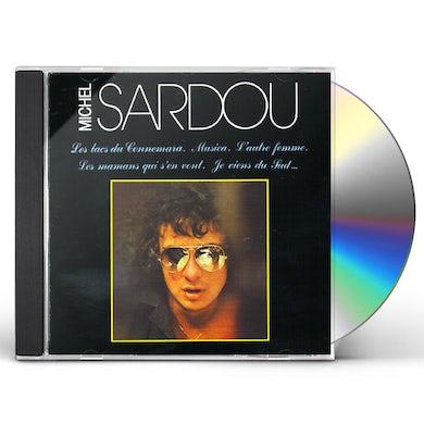 Michel sardou LES LACS DU CONNEMARA CD