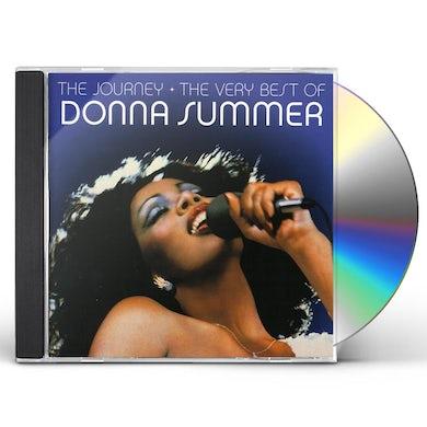 Donna Summer JOURNEY: VERY BEST OF CD