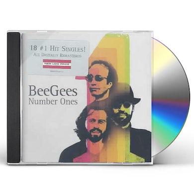 Bee Gees NUMBER ONES CD