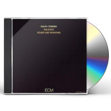 Ralph Towner SOLSTICE: TOUCHSTONES SERIES CD