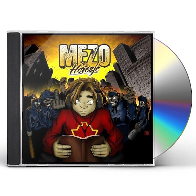 Mezo HEREZJE CD