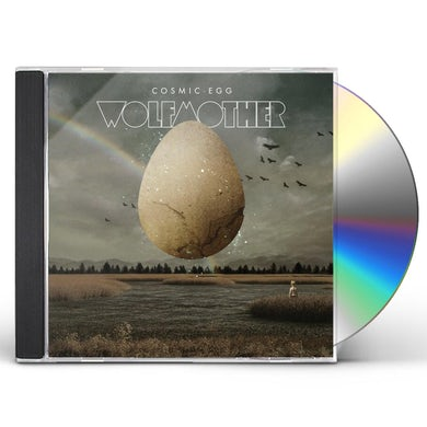Wolfmother COSMIC EGG CD