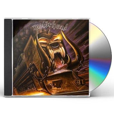 Motorhead ORGASMATRON: DELUXE EDITION CD