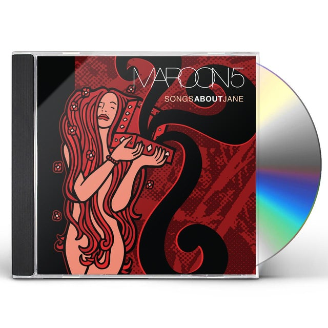 Maroon 5 SONGS ABOUT JANE: 10TH ANNIVERSARY EDITION CD