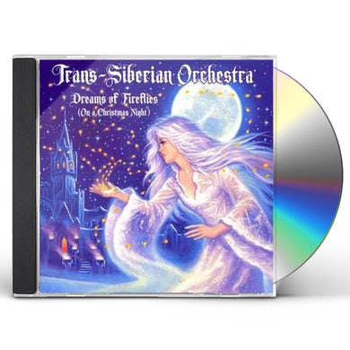 Trans-Siberian Orchestra DREAMS OF FIREFLIES (ON A CHRISTMAS NIGHT) CD