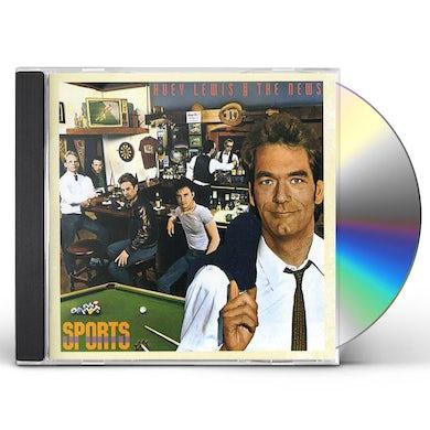 Huey Lewis & The News SPORTS (30TH ANNIVERSARY EDITION) CD