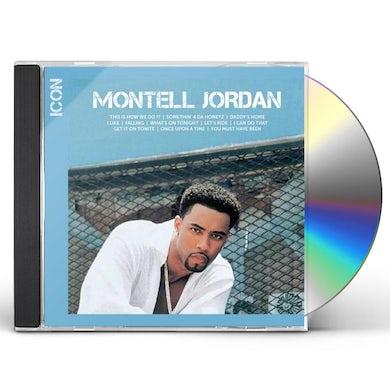 Montell Jordan ICON CD