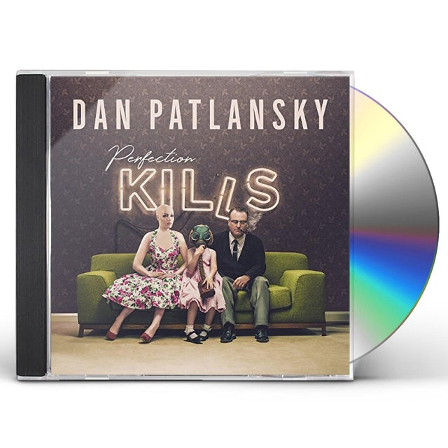 Dan Patlansky PERFECTION KILLS CD