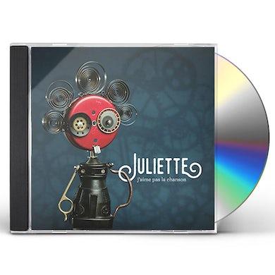 JULIETTE J'AIME PAS LA CHANSON CD