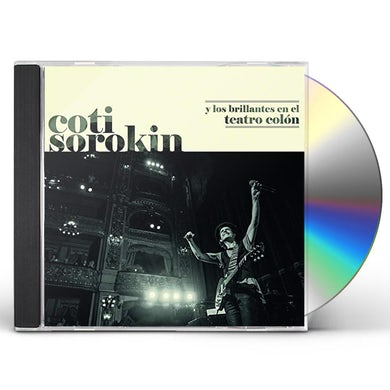 Coti Sorokin Y LOS BRILLANTES EN EL TEATRO COLON CD