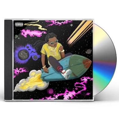 Takeoff The Last Rocket CD