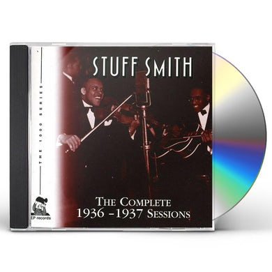 Stuff Smith COMPLETE 1936-37 SESSIONS CD