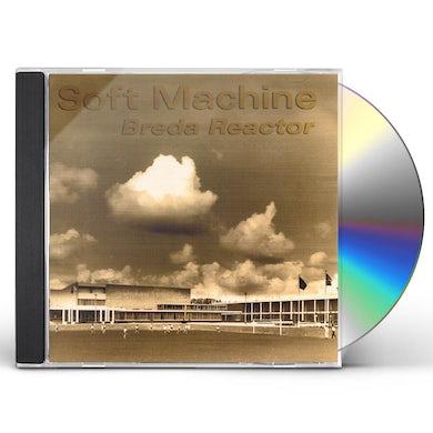 Soft Machine BREDA REACTOR CD