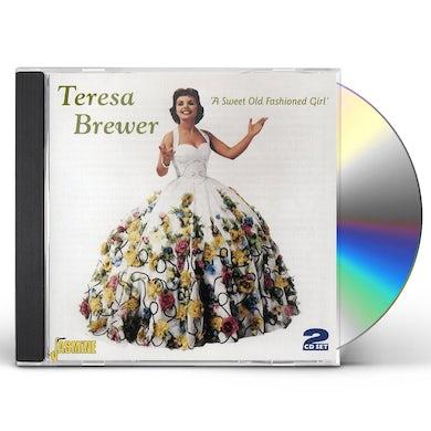 Teresa Brewer SWEET OLD FASHIONED GIRL CD