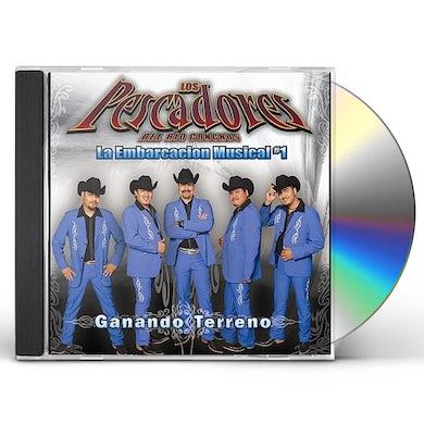 Los Pescadores Del Rio Conchos GANANDO TERRENO CD
