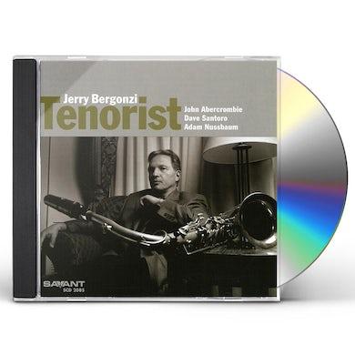 Jerry Bergonzi TENORIST CD