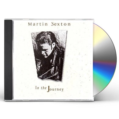 Martin Sexton IN THE JOURNEY CD