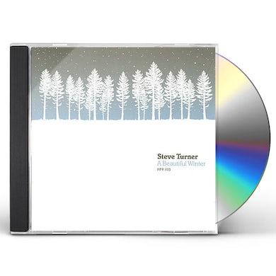 Steve Turner BEAUTIFUL WINTER CD