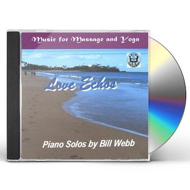 Bill Webb LOVE ECHOS CD
