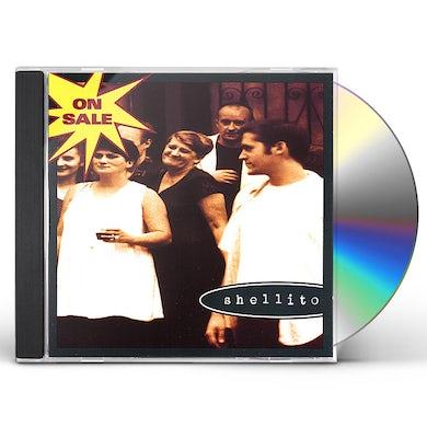 Shellito ON SALE CD