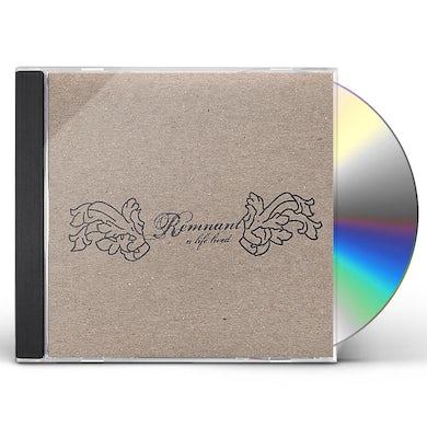 Remnant LIFE LIVED CD