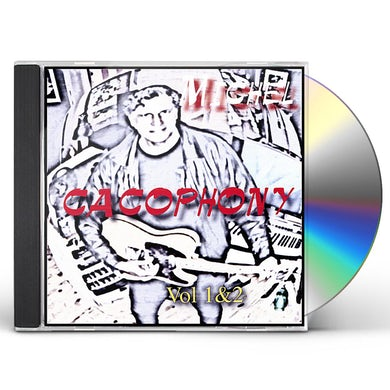 Michel CACOPHONY 1 & 2 CD