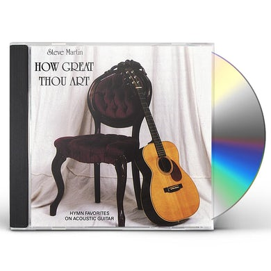 Steve Martin HOW GREAT THOU ART CD