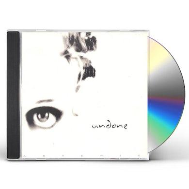 Artemis UNDONE CD