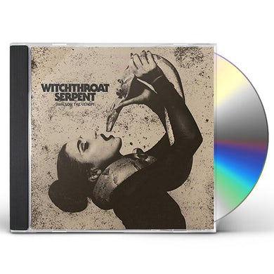 Witchthroat Serpent SWALLOW THE VENOM CD