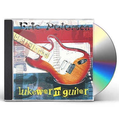 Eric Peterson LUKEWARM GUITAR CD
