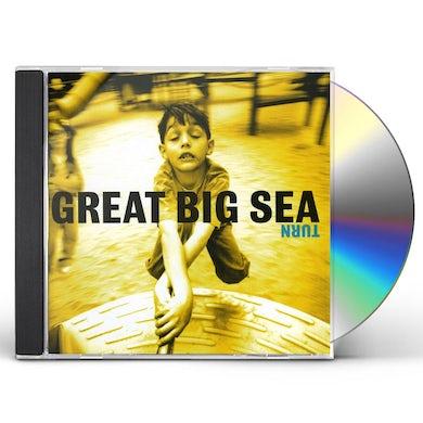 Great Big Sea TURN CD
