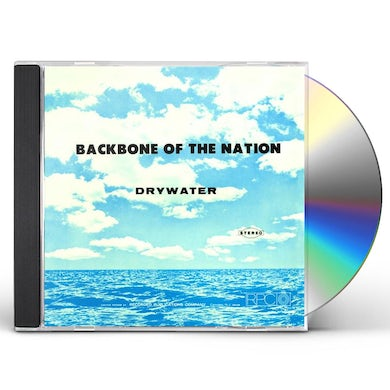 Drywater BACKBONE OF THE NATION CD