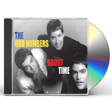 Odd Numbers ABOUT TIME CD
