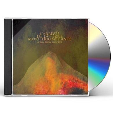 Gnaw Their Tongues L'ARRIVEE DE LA TERNE MORT TRIOMPHANTE CD