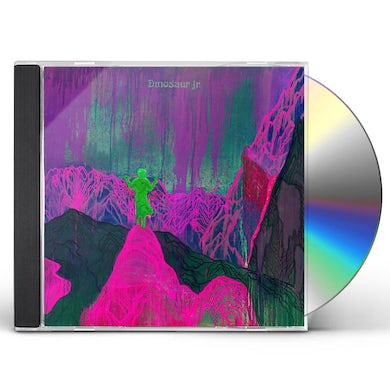 Dinosaur Jr. GIVE A GLIMPSE OF WHAT YER NOT CD