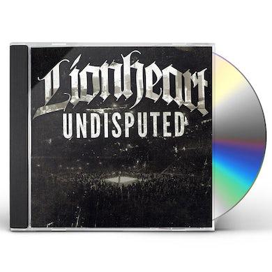 Lionheart UNDISPUTED CD